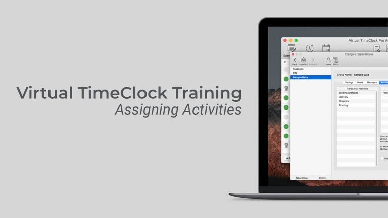 Assigning Activities video thumbnail