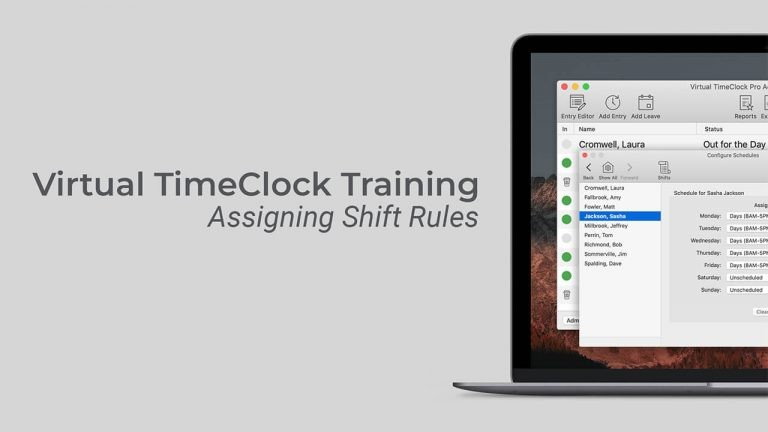 Assigning Shifts thumbnail