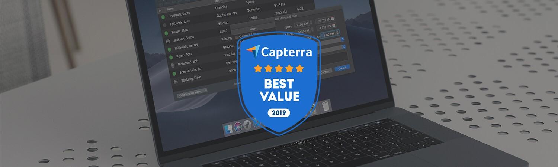 Virtual TimeClock Best Value Award