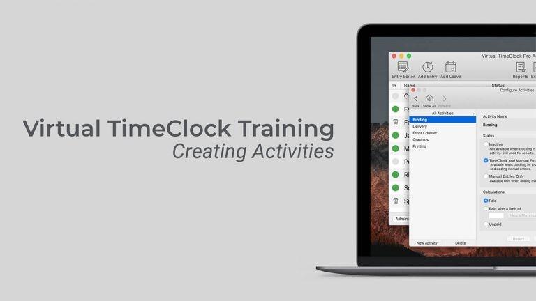 Creating Activities video thumbnail