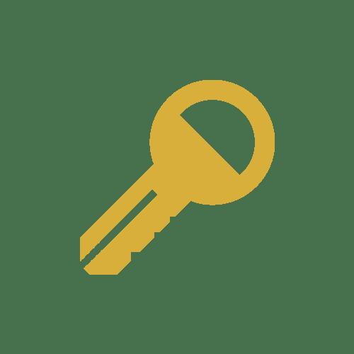Register key icon