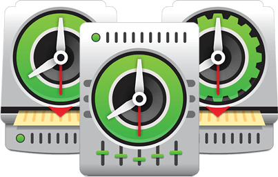 Virtual TimeClock Network icons